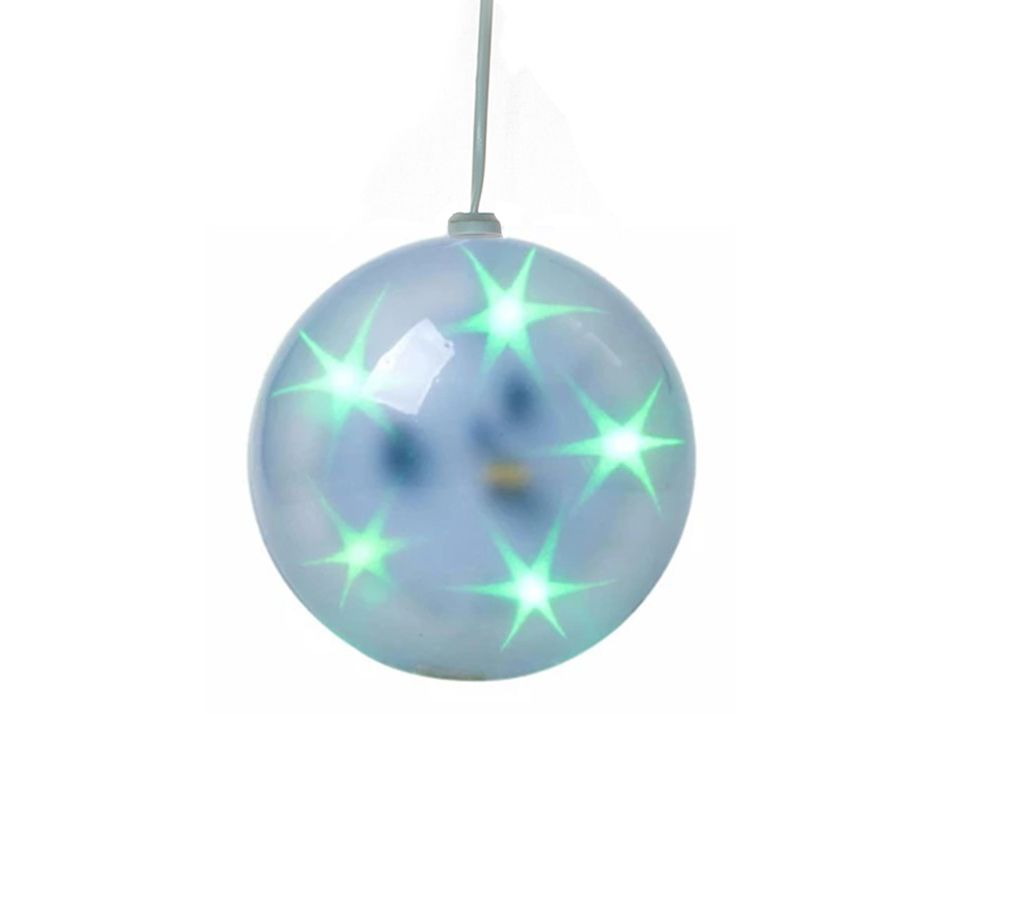 Bola De Led Decorativa -  20 Cm