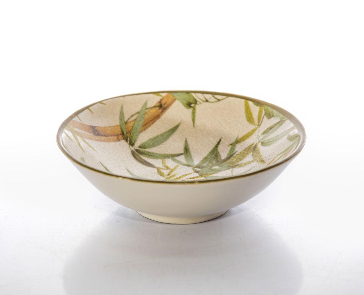 Bowl Decorado Bamboo