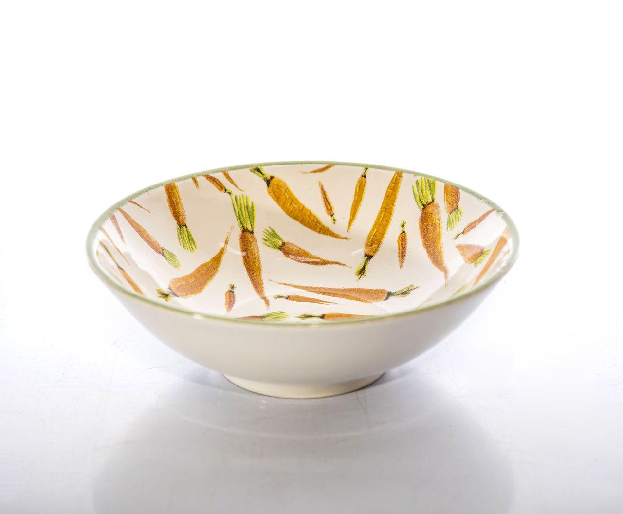 Bowl Decorado Carrots