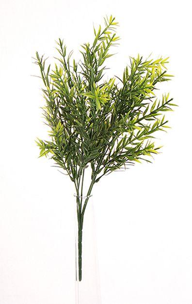 Buque De Alecrim Verde -  X7 - 30Cm