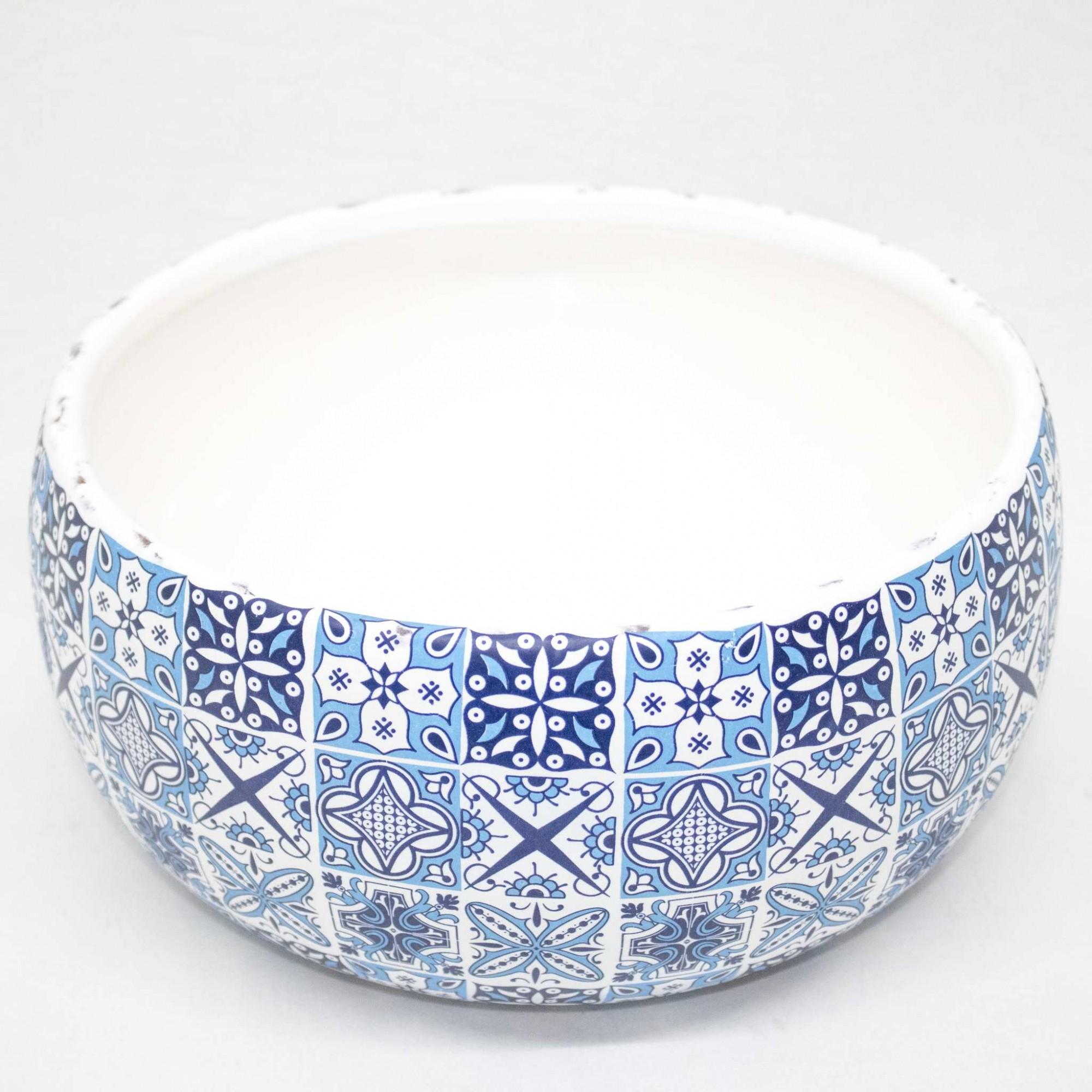 Cachepo Grande - Cerâmica