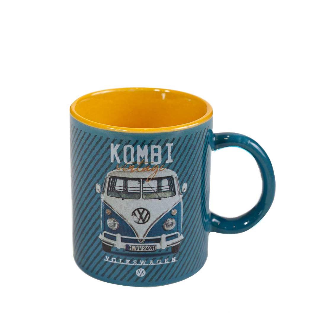Caneca Porcelana Kombi Wv Classic 140 Ml - Unidade