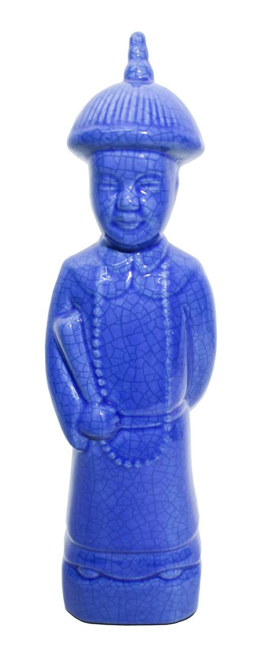 Chines M Azul