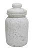 POTE DE VIDRO - REF. N61653 - branco