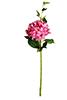 Hortência X6 75cm Rosa