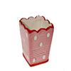 Mini Vaso cerâmica - 8cm -  Rosa