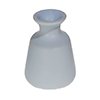 Vaso de cerâmica - 13,30cm Altura - Azul