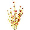 Flor de Campo - 43cm altura X 12cm Largura - Vermelho
