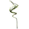 Cipo artificial - 116cm Altura - Verde Espiral