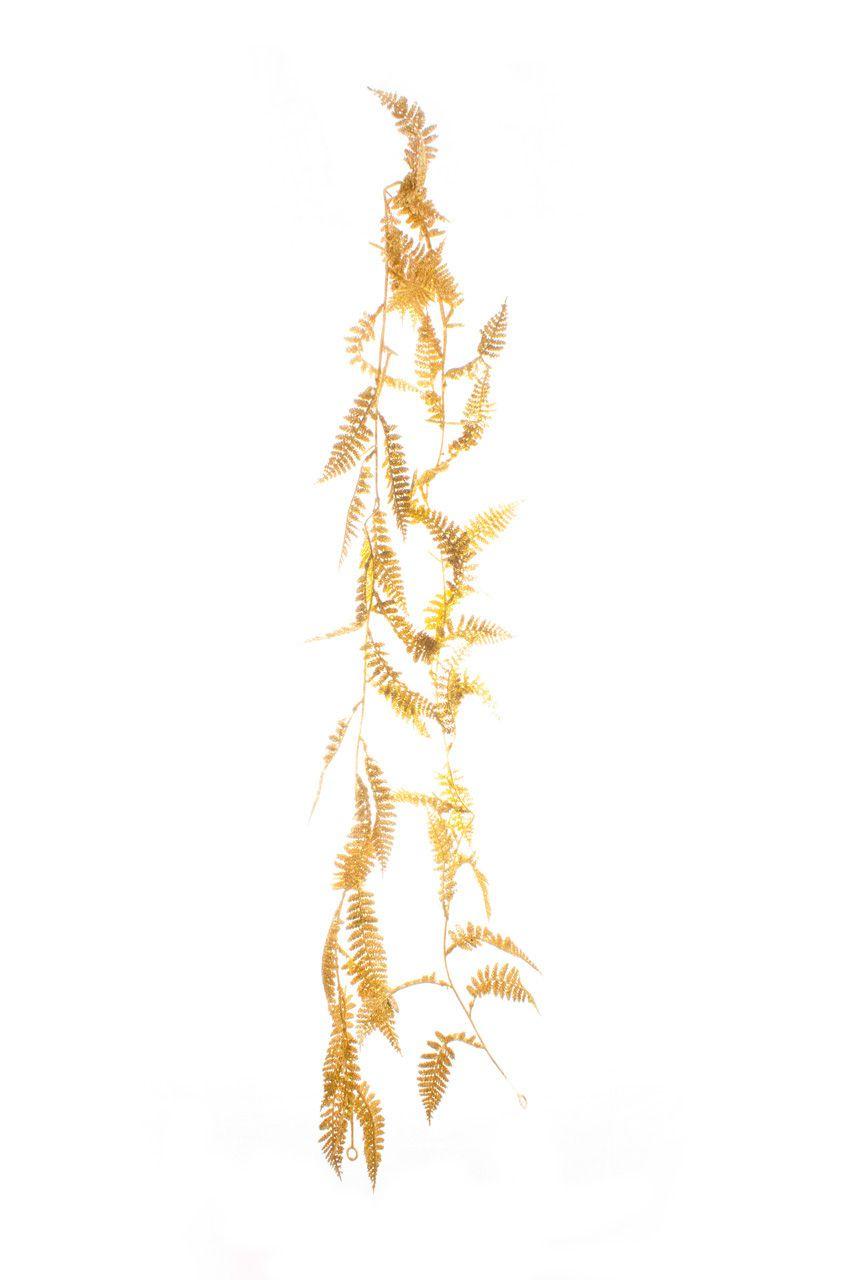 Corrente natalina samambaia - 160 cm