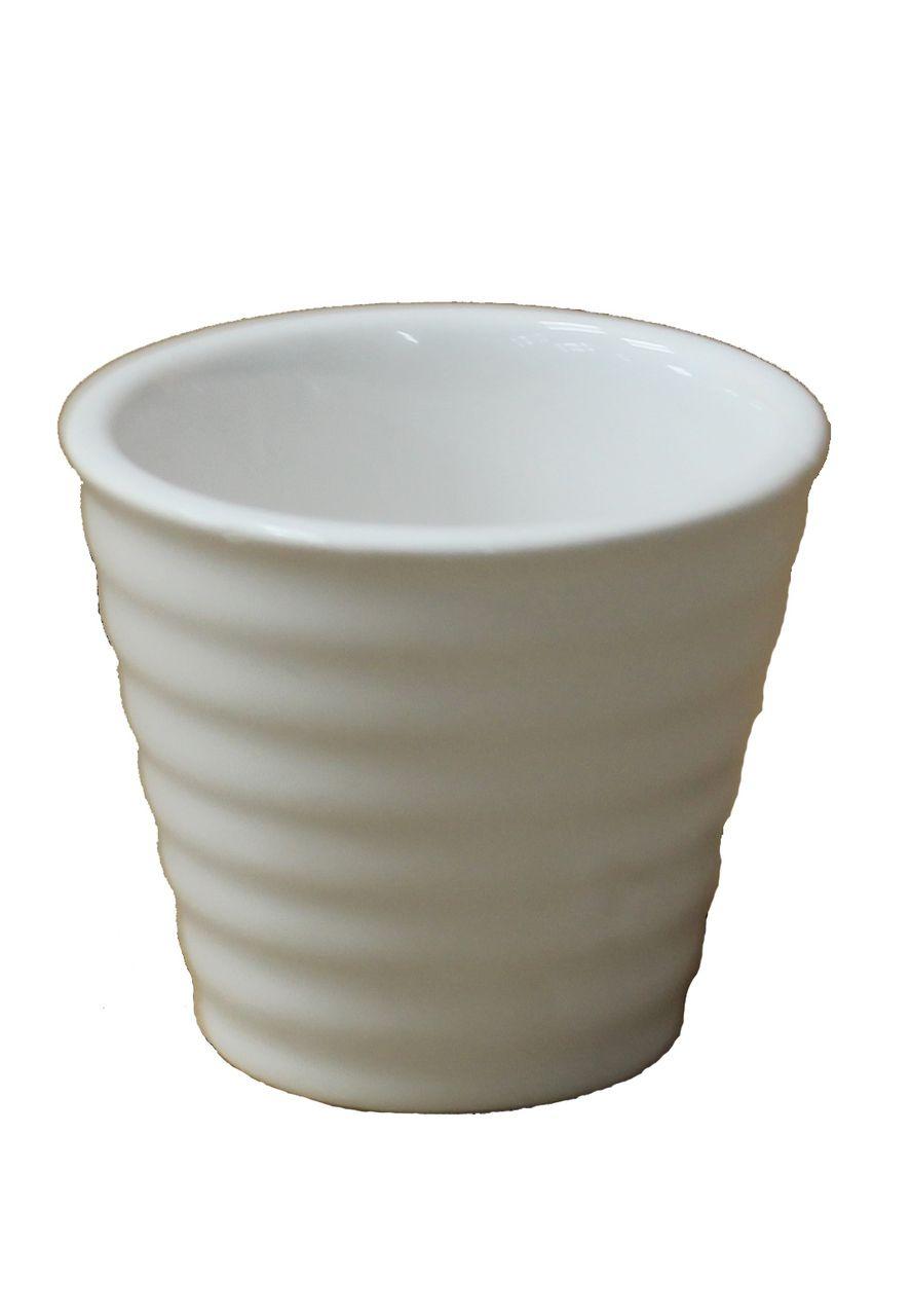 Mini Cachepo De Ceramica