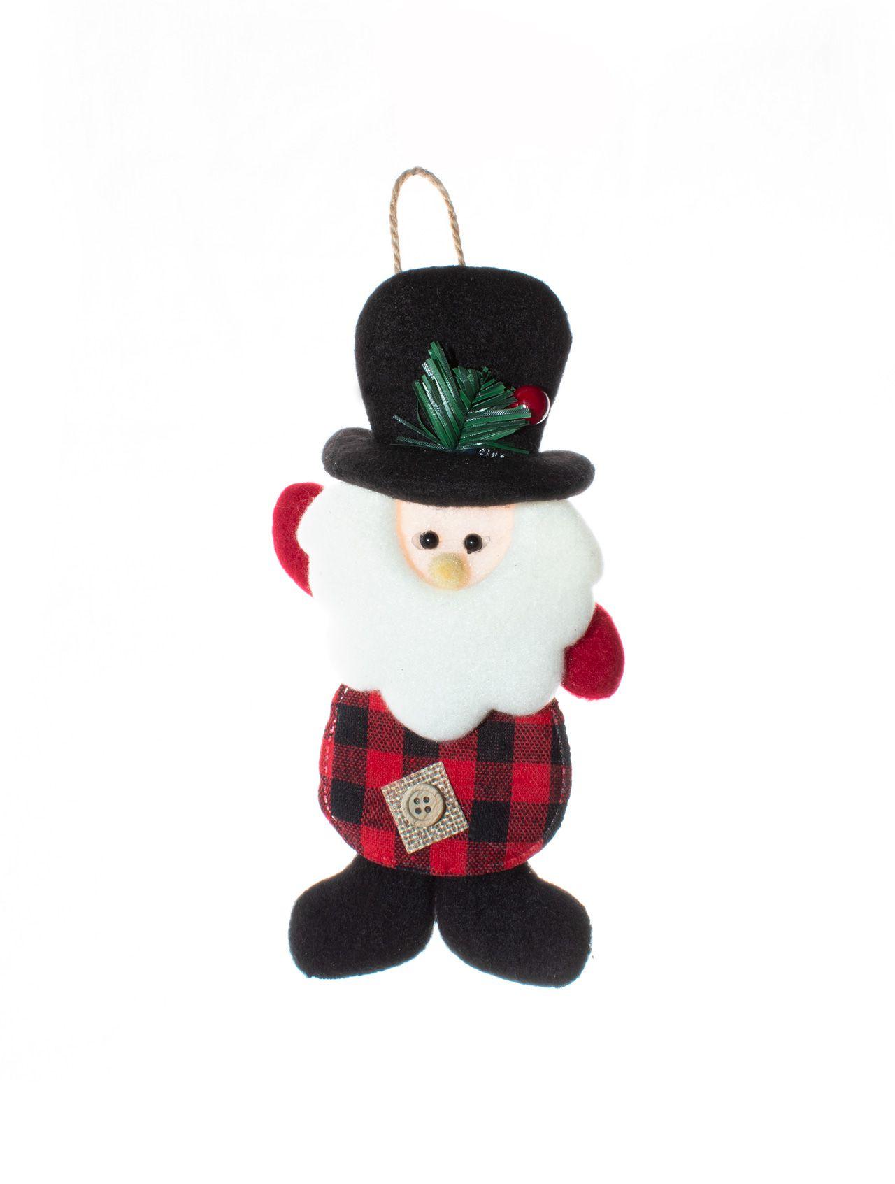 Pendente Papai Noel-  1 UN