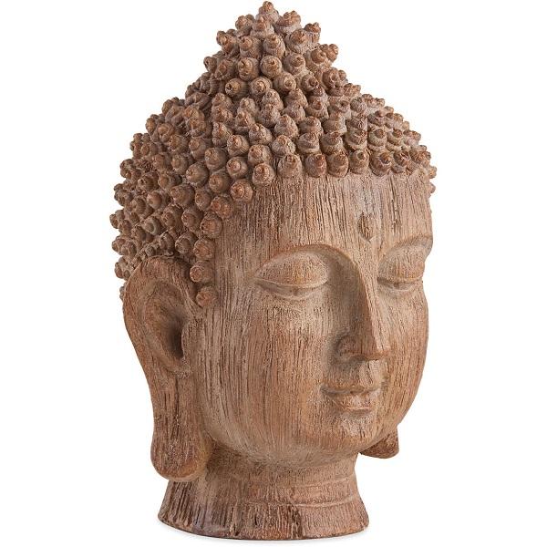 Escultura Buda Em Poliresina