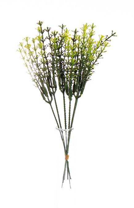 F Pick Grass Verde 25Cm