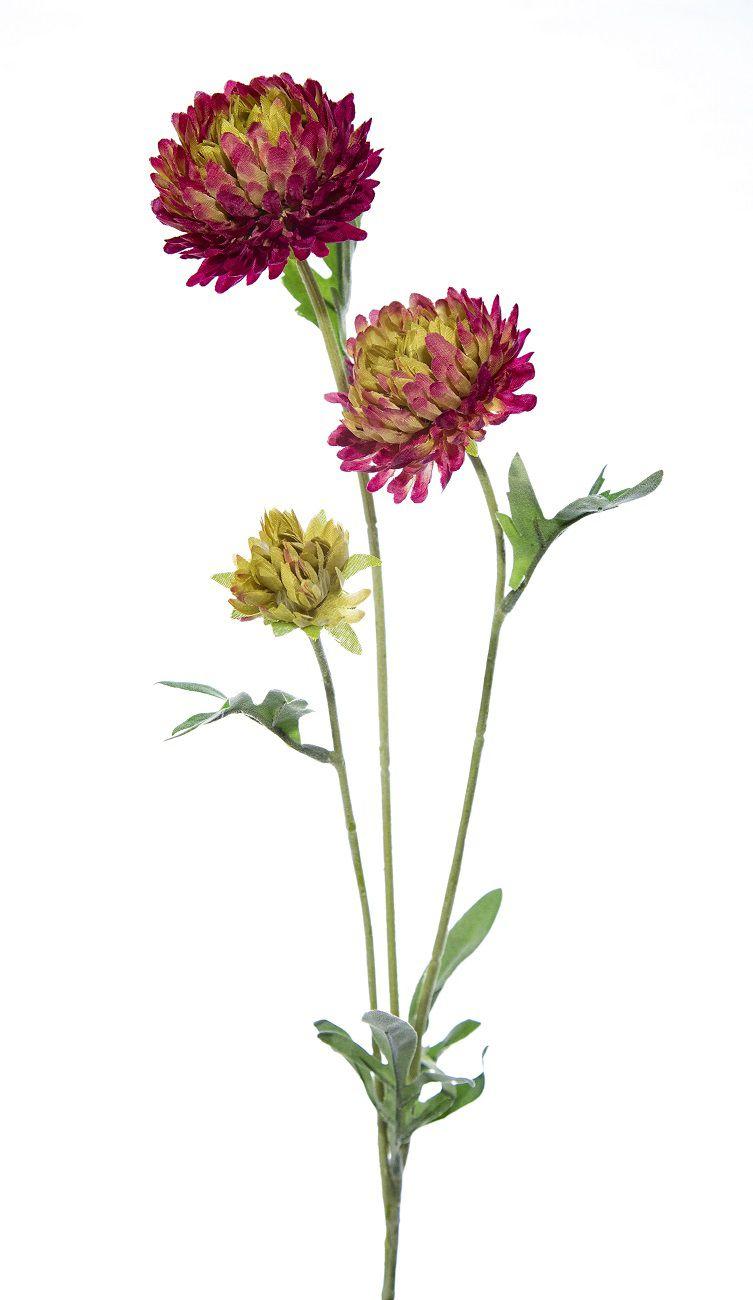 Flor Crisantemo 70Cm