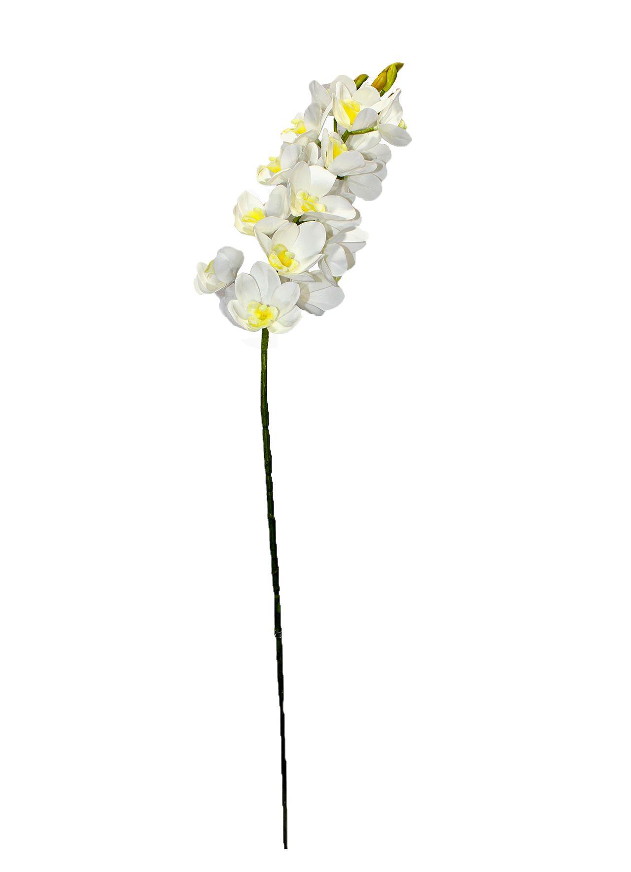 Flor de orquídea - X20  - 83cm