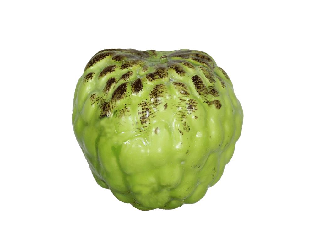 Fruta-Pinha - 8Cm Altura X 10Cm Largura