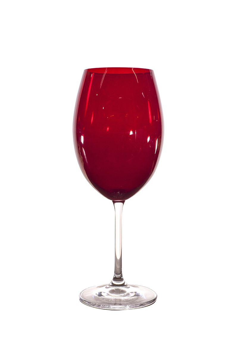 Taça Cristal  Água Gastro Ruby Un. - 580Ml