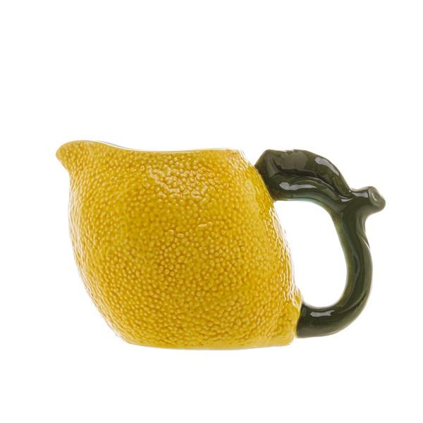 Leiteira Ceramica Lemons