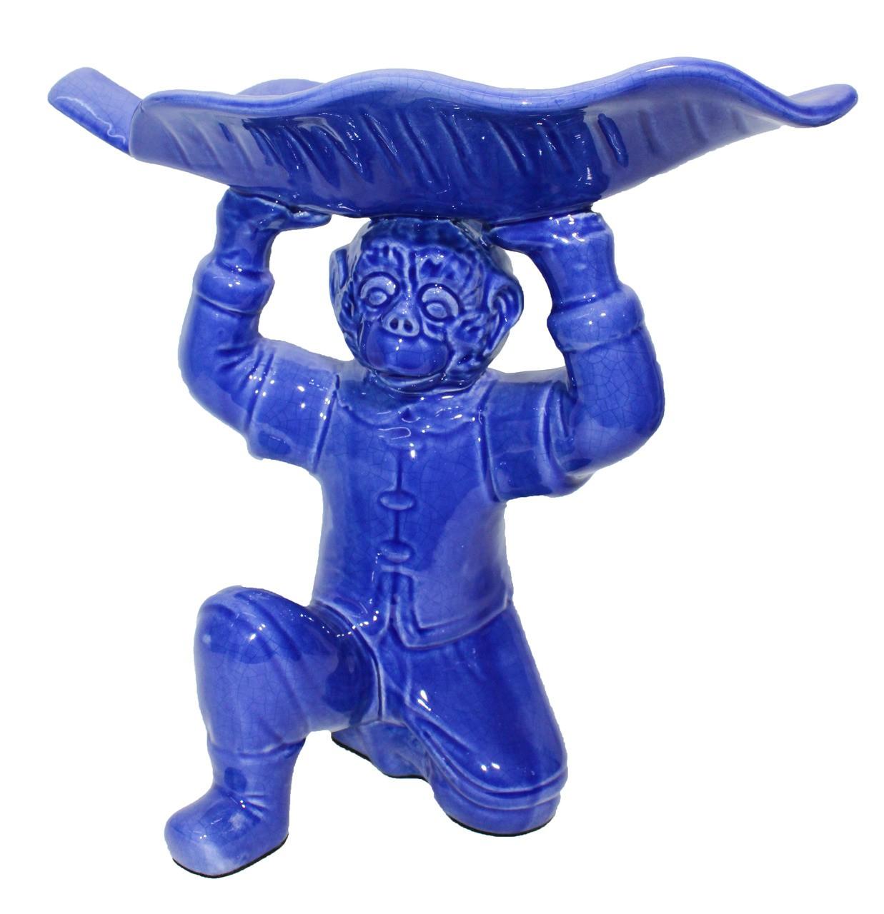 Macaco Folha Azul