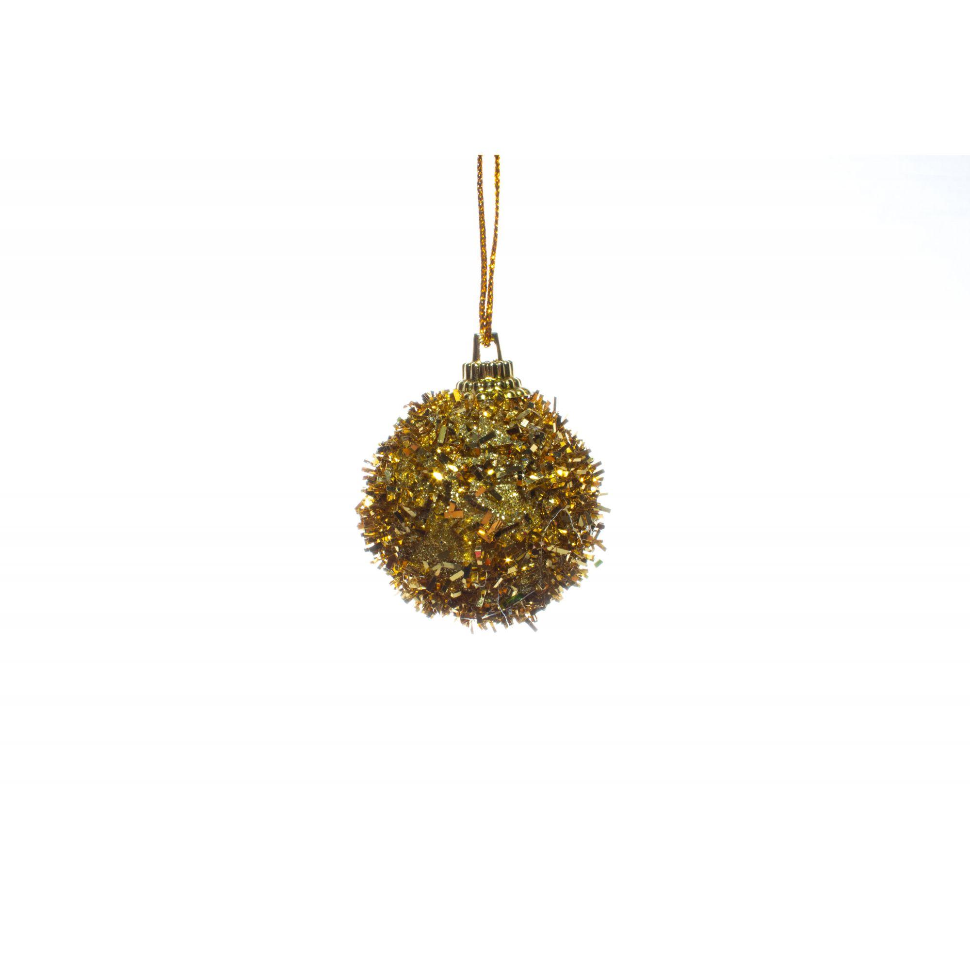 Mini bolas natalinas