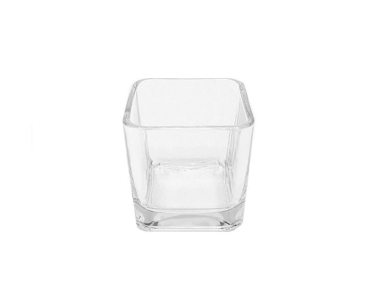 Mini Vaso De Vidro 5 X 5