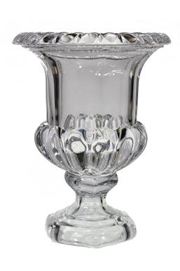 Vaso de Vidro C/Pé