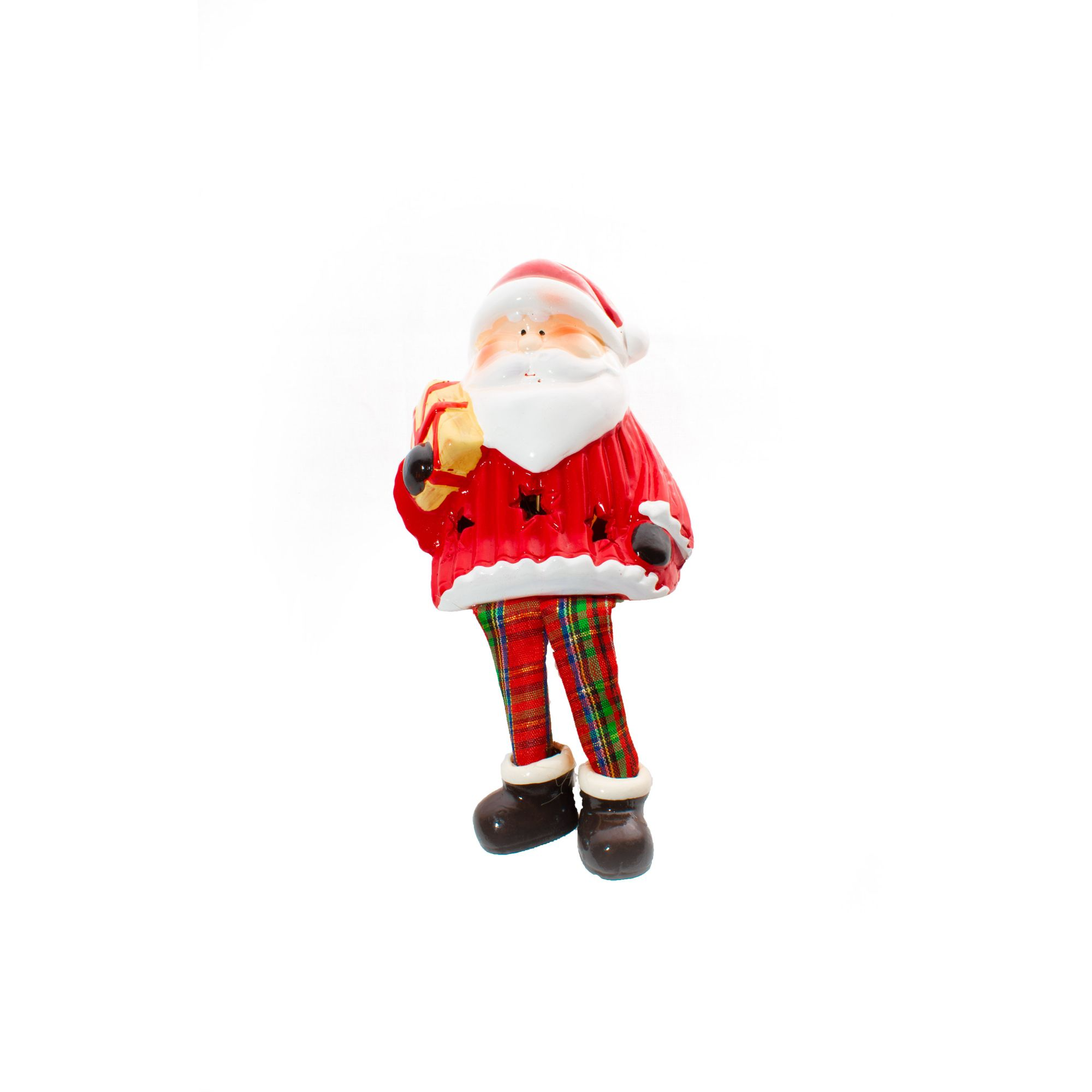 Papai Noel Sentado P