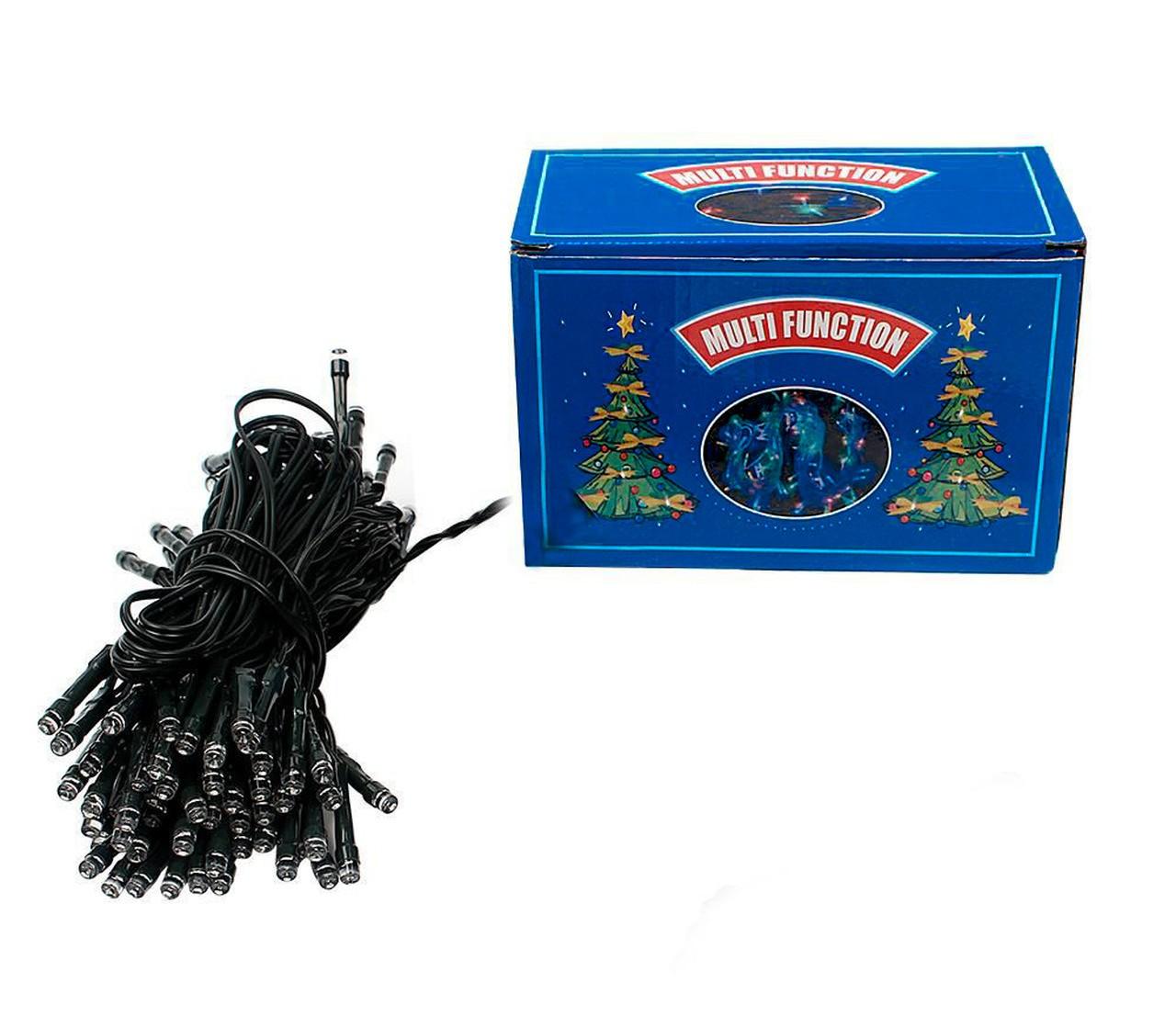 Pisca Pisca De Natal Corido Vários Modos - 100 L