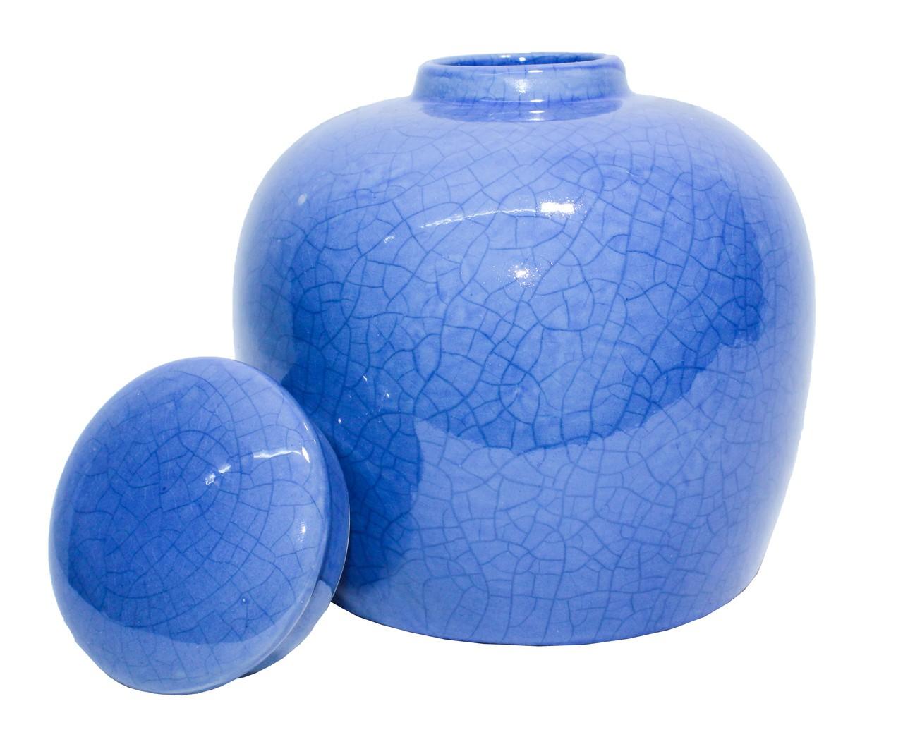 Potiche Bojudo M Azul