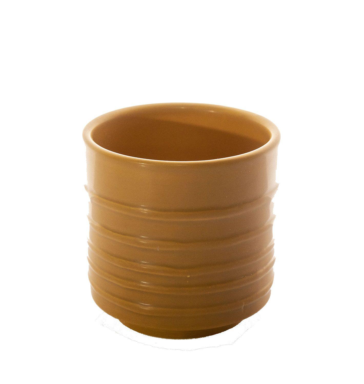 Vaso Cerâmica Decorativo - Laranja