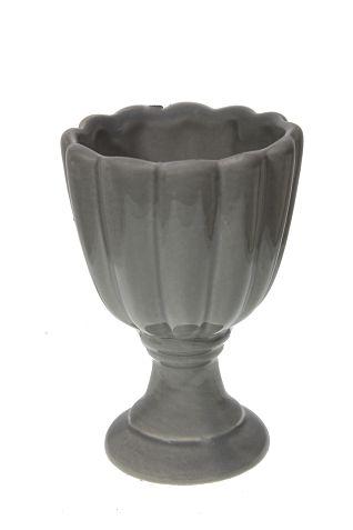Vaso Cerâmica Taça - 12Cm