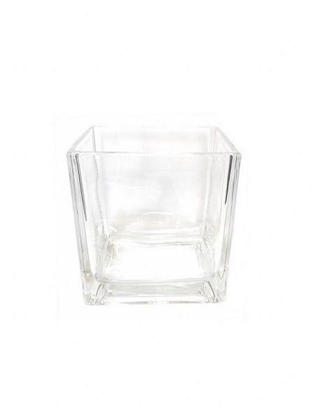 Vaso De Vidro 8 X 8