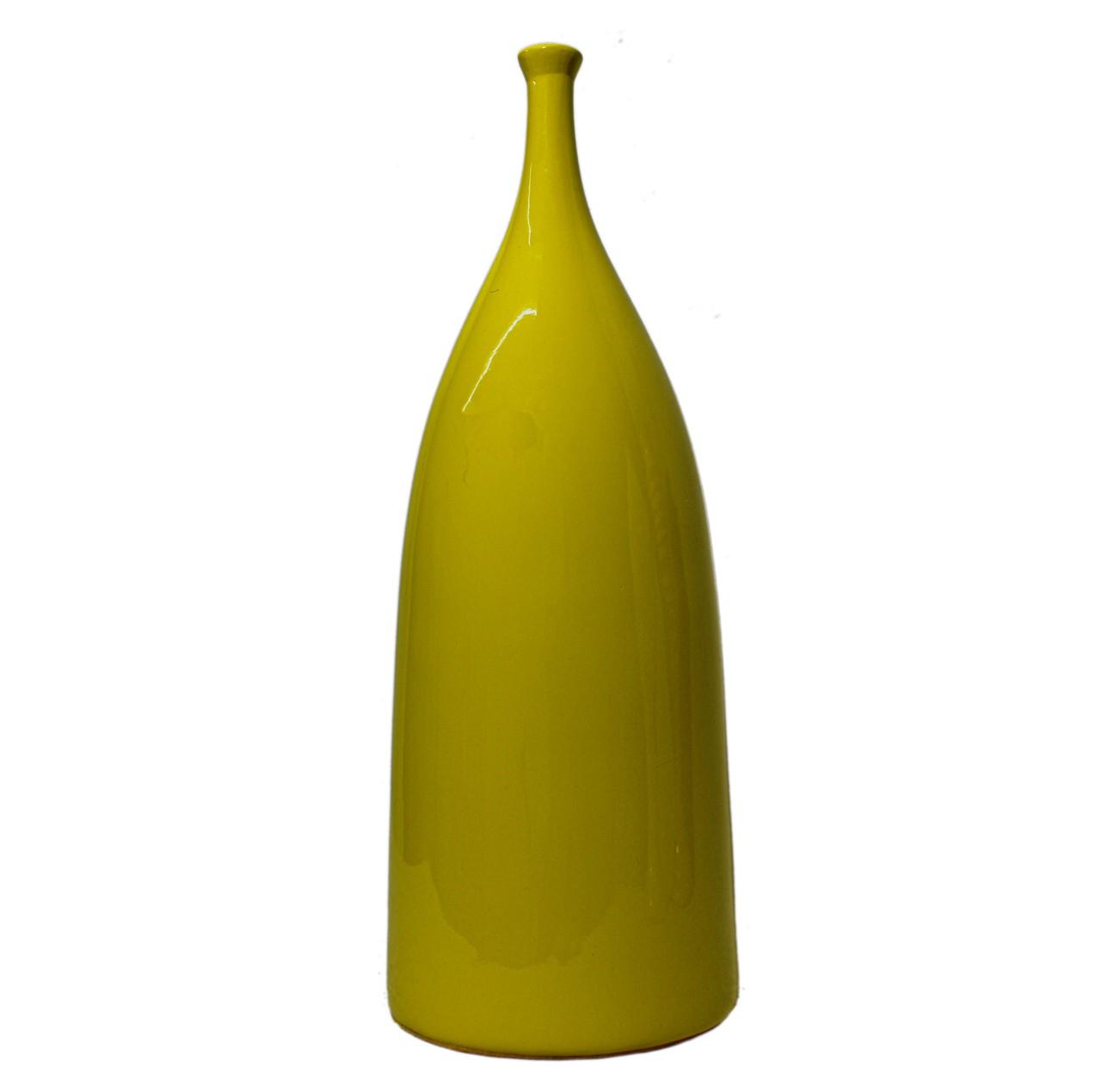 Vaso Life Slin Med Amarelo