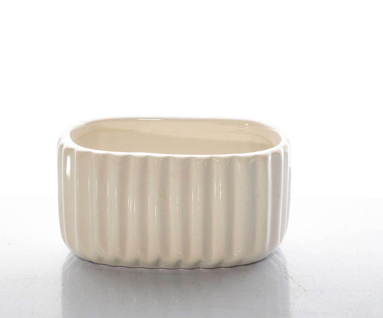 Vasos Em Ceramica Para Ornamentacao 6,5Cm