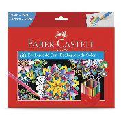 Lápis De Cor Faber Castell 60 Cores Ecolápis Original