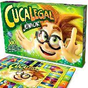 Jogo Cuca Legal Junior Pais & Filhos 2817 Educativo