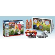 Chute a Gol Treino & Torneio Kit Brinquemix CAG180