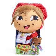 Flipkins Cutie Pets Bonecos 25 cm DTC 4732 Colecionáveis