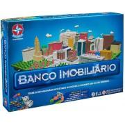 Jogo Banco Imobiliário Tradicional Estrela Original