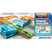 Pista Hot Wheels Track Builder Conjunto Acelerador  Booster Pack GBN81