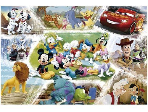 Puzzle Quebra Cabeça Disney Turma do Mickey 150 Peças Grow 02448