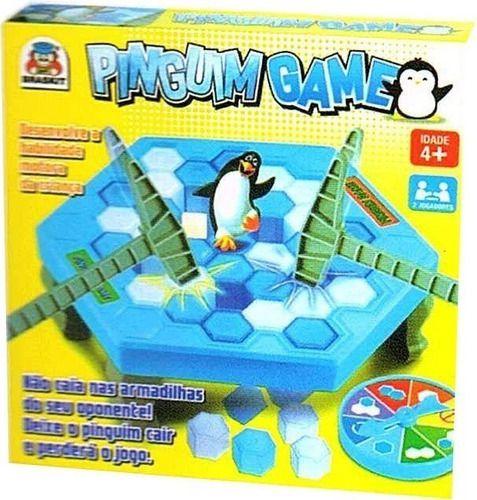 Jogo Pinguim Game Quebra Gelo Braskit 070-3