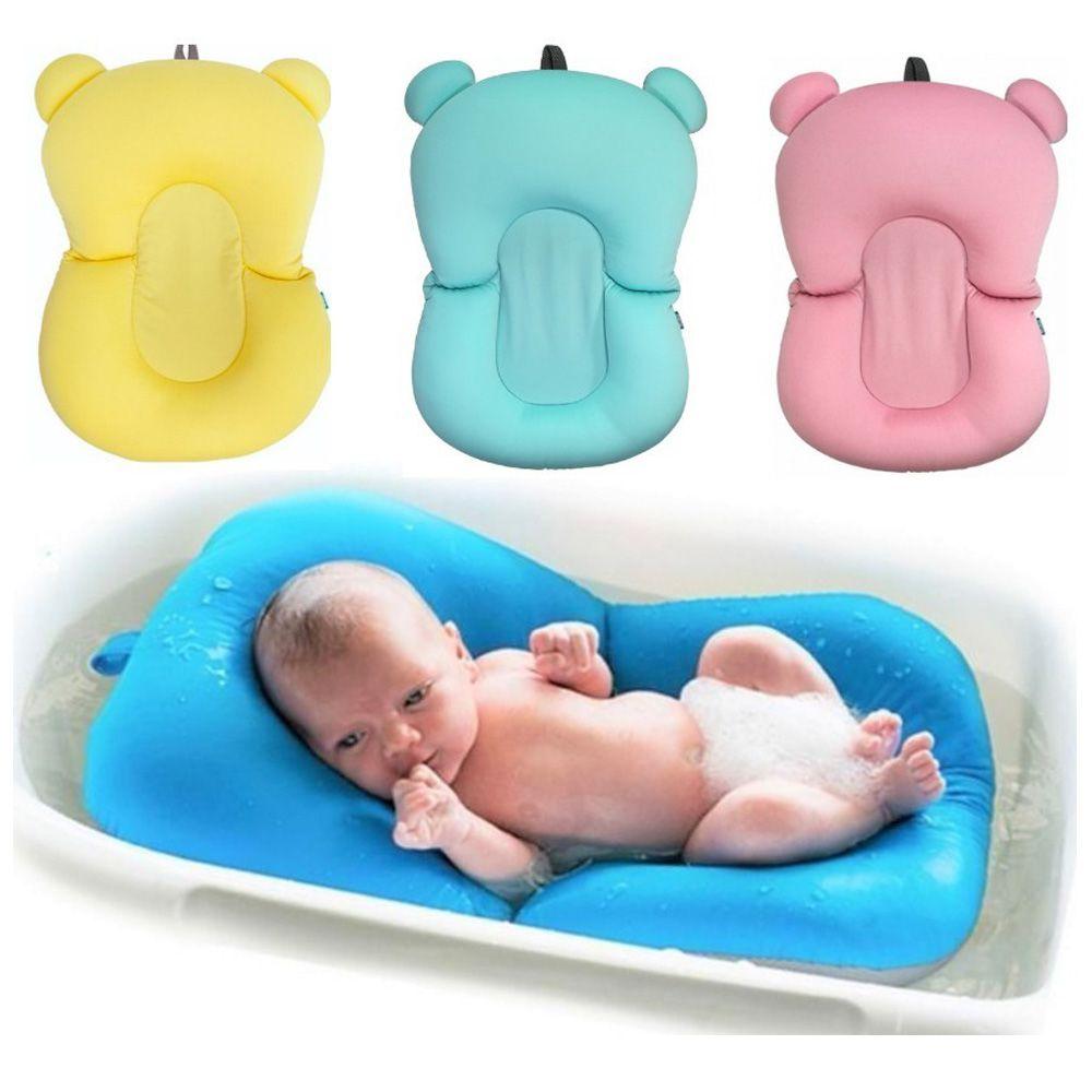 Almofada de Banho do Bebê na Banheira Baby Buba Toys