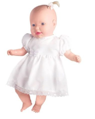 Boneca Bebê Milk Oração Pai Nosso 48cm ref. 0344