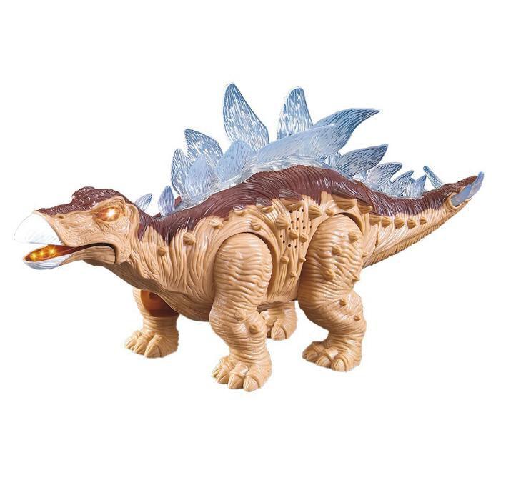 Dinossauro Estegossauro Som Luz Zoop Toys ZP00163