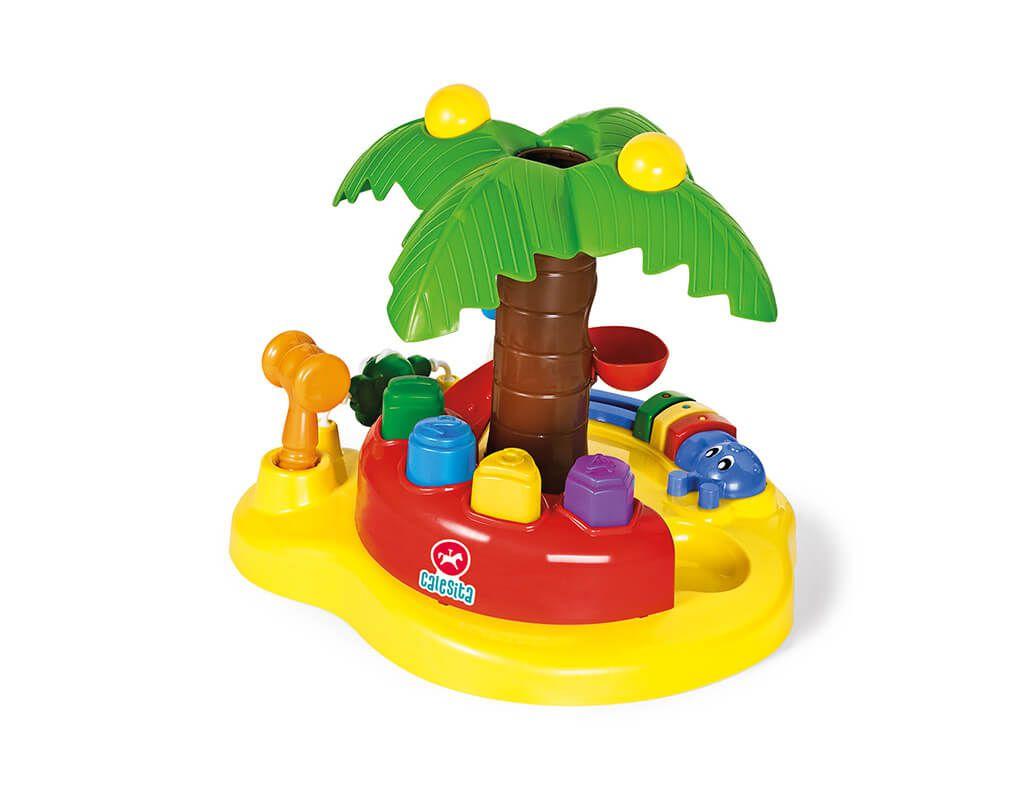 Ilha da Palmeira Educativo Calesita 833
