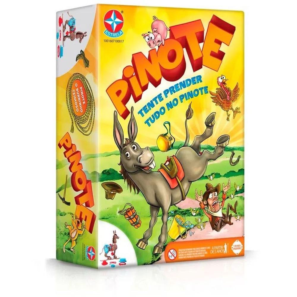 Jogo Pinote Estrela Original