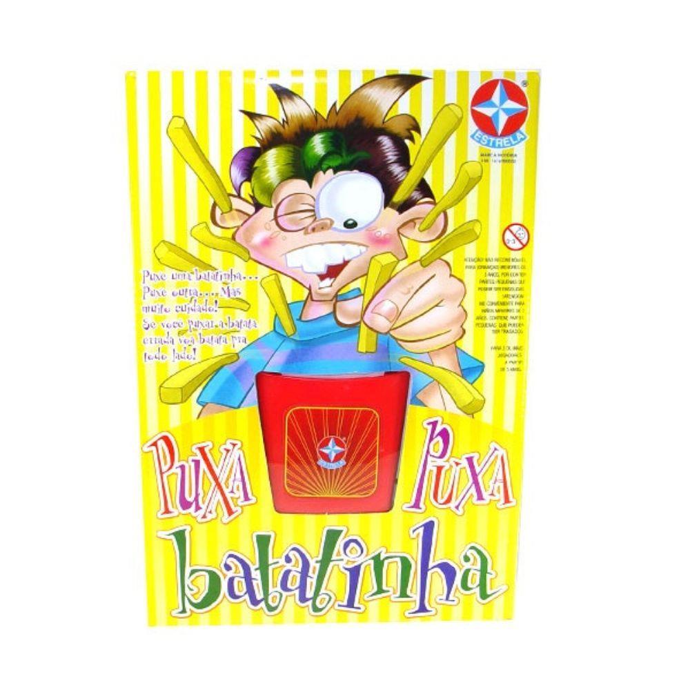 Jogo Puxa Puxa Batatinha da Estrela