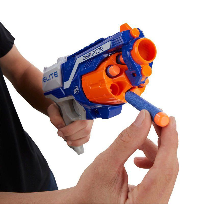 Lançador Nerf Disruptor N-strike Elite Hasbro E0392